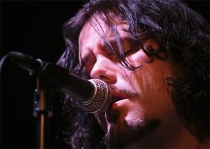 Jeff Martin Solo Live