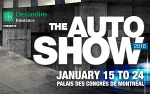 Find Out What is New at the Montreal International Auto Show 2016