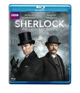 Sherlock: The Abominable Bride – Blu-ray Edition