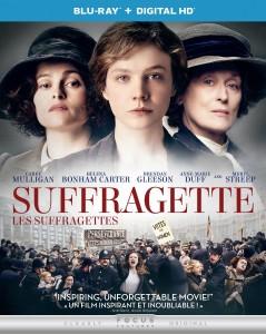 Suffragette – Blu-ray Edition