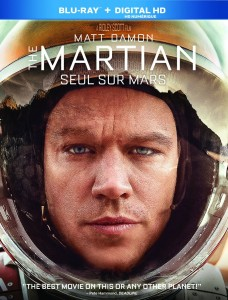 The Martian – Blu-ray/DVD Combo Edition
