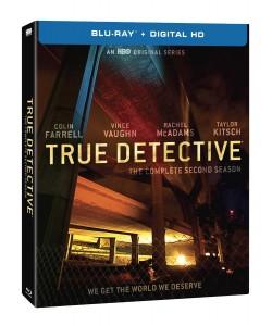 True Detective: The Complete Second Season – Blu-ray Edition