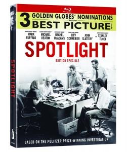 Spotlight – Blu-ray Edition