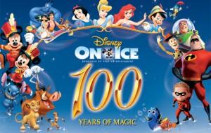 Celebrate 100 Years of Magic with Disney on Ice