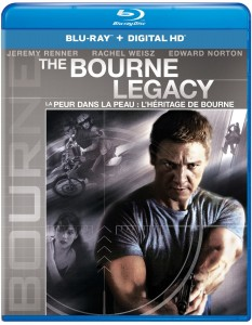 The Bourne Legacy – Blu-ray Edition