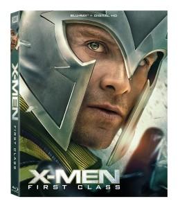 X-Men: First Class – Blu-ray Edition