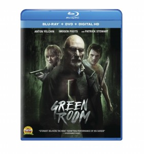 Green Room – Blu-ray/DVD Combo Edition