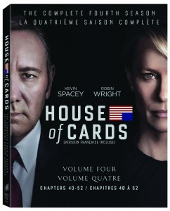 House of Cards: The Complete Fourth Season – Blu-ray Edition