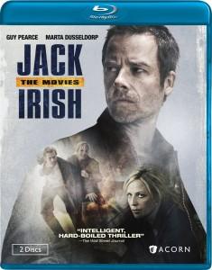 Jack Irish: The Movies – Blu-ray Edition