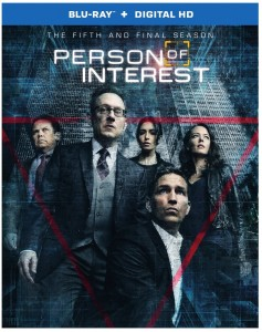 Person of Interest: The Complete Fifth and Final Season – Blu-ray Edition