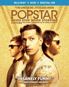 Popstar: Never Stop Stopping – Blu-ray/DVD Combo Edition