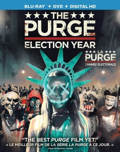 The Purge: Election Year – Blu-ray/DVD Combo Edition