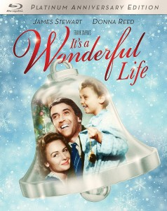 It's a Wonderful Life: Platinum Anniversary Edition – Blu-ray Edition