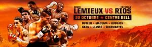 Boxing Gala – Lemieux vs. Rios