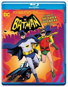 Batman: Return of the Caped Crusaders – Blu-ray Edition