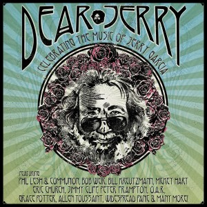 Various Artists – Dear Jerry: Celebrating the Music of Jerry Garcia