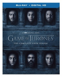 Game of Thrones: The Complete Sixth Season – Blu-ray Edition