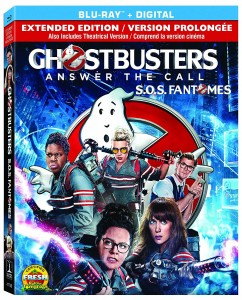 Ghostbusters: Answer the Call – 4K Blu-ray Edition