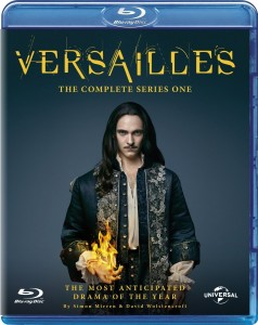 Versailles: The Complete Series One – Blu-ray Edition
