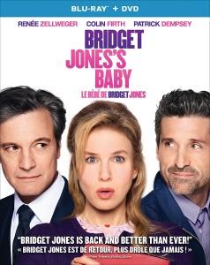 Bridget Jones's Baby – Blu-ray/DVD Combo Edition