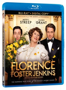 Florence Foster Jenkins – Blu-ray Edition
