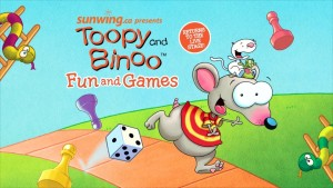 Fun and Games with Toopy and Binoo