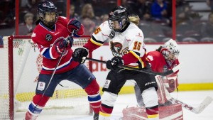Women's Professional Hockey at the Bell Centre