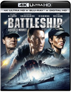 Battleship 4K – Blu-ray Edition