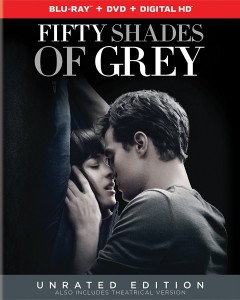 Fifty Shades of Grey: Unrated Edition – Blu-ray/DVD Combo Edition