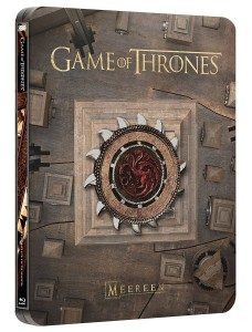 Game of Thrones: The Complete Fifth Season – Steelbook Blu-ray Edition