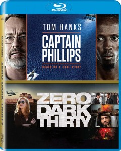 Captain Phillips/Zero Dark Thirty – Blu-ray Edition