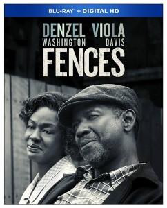 Fences – Blu-ray Edition