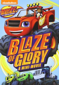 Blaze and the Monster Machines: Blaze of Glory – A Mini-Movie – Limited Edition Gift Set