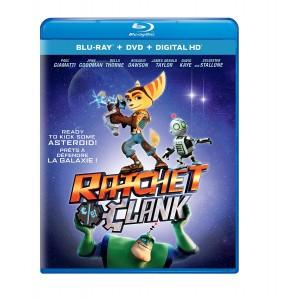 Ratchet & Clank – Blu-ray/DVD Combo Edition
