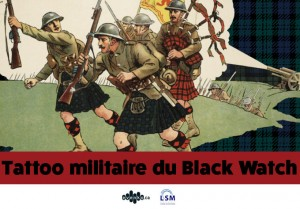 March Along with The Black Watch Military Tattoo