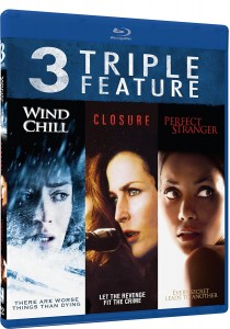 Thriller Triple Feature – Blu-ray Edition