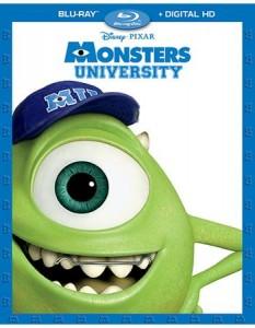 Monsters University – Blu-ray Edition