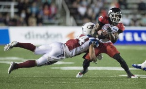 Montreal Alouettes vs. Calgary Stampeders @ Percival Molson Stadium – July 14, 2017