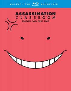 Assassination Classroom: Season Two – Part Two – Blu-ray/DVD Combo Edition