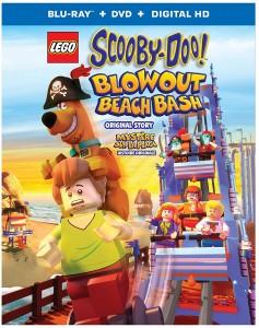 Lego: Scooby-Doo! Blowout Beach Bash – Blu-ray/DVD Combo Edition
