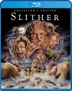 Slither: Collector's Edition – Blu-ray Edition