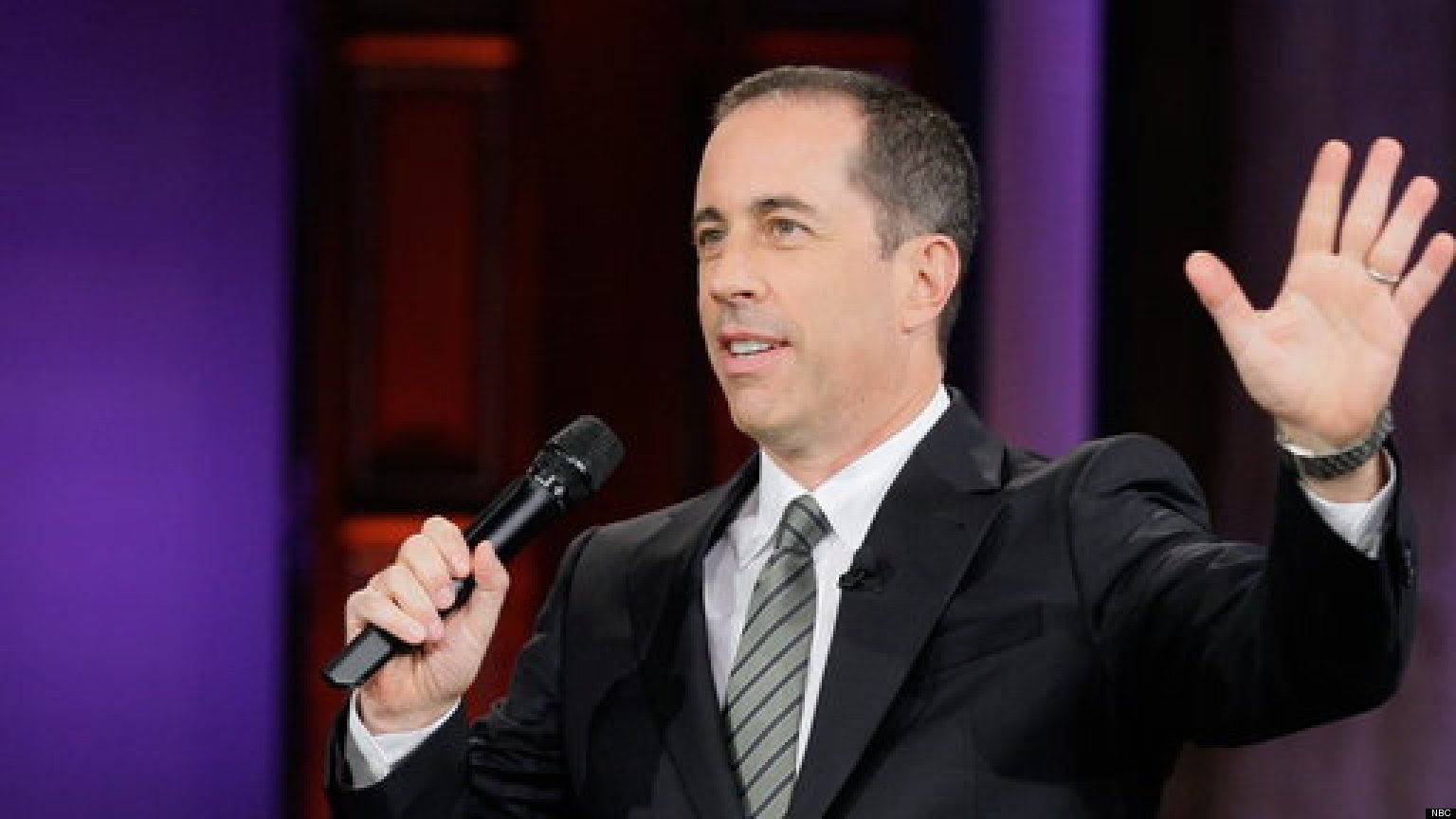 A World Class Comedy Event Jerry Seinfeld And Gad