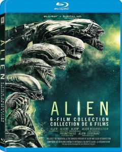 Alien: 6 Film Collection – Blu-ray Edition