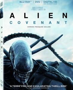 Alien: Covenant – Blu-ray/DVD Combo Edition