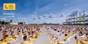 Find Your Zen Place with Lole White Tour