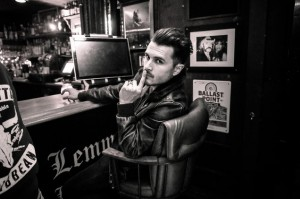 Vampire Diaries Actor Michael Malarkey to release Debut Album this September