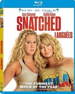 Snatched – Blu-ray/DVD Combo Edition
