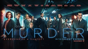 MURDER ON THE ORIENT EXPRESS   NEW Poster Released!