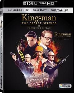 Kingsman: The Secret Service: Premium Edition – 4K Blu-ray