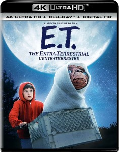 E.T. The Extra-Terrestrial – 4K Blu-ray Edition